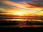 Sunset at Nathon Koh Samui